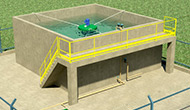 Masonry Wastewater Treatment Plant (Large capacity Aerobic Sewage Treatment Plant)